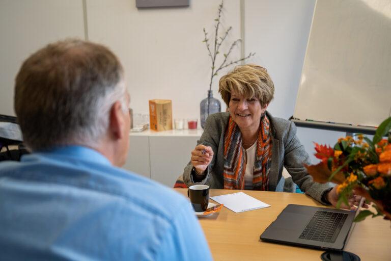 Caroline Besseling Personeelsrecht in contact met een werknemer